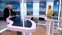 Elections européennes: le pari du journaliste Bernard Guetta