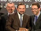 Sergio Vila-Sanjuán gana el premio Nadal de literatura