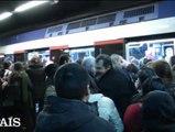 Aglomeraciones y esperas en la primera jornada de huelga del Metro de Madrid
