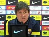 """Roura: """" Valdés es nuestro portero y esperamos que tenga un gran recibimiento"""""""