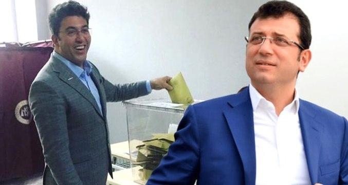 Seçimlerde Beklediği Sonucu Alamayan Emre Kınay'dan İmamoğlu'na Destek