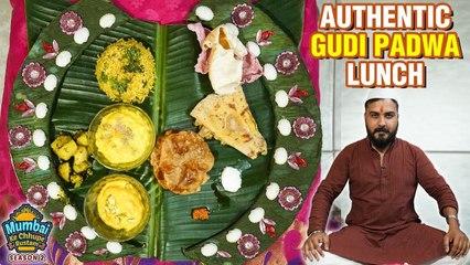 Authentic Gudi Padwa Lunch - Gudi Padwa Special Homemade Recipes- S2Ep23 - Mumbai Ke Chhupe Rustam