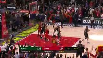 Basket-Ball - NBA - Trae Young Overtime GAME-WINNER! - Bucks vs Hawks  March 31 2019  2018-19 NBA Season