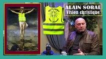"""Gilets Jaunes;  Alain SORAL et sa vision """"christique"""" liée à ce mouvement ... (Hd 720)"""