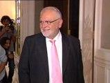 Juan Cotino dimite como presidente de las Cortes Valencianas