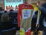 Pólemica por el uniforme femenino del equipo colombiano de ciclismo