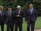 La paz se aleja de Ucrania pese a los esfuerzos de paz de Alemania y Francia