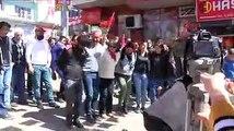 Maçoğlu seçim zaferini halayla kutladı