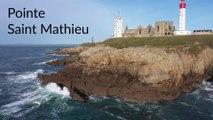 Drone Mavic 2 Pro - Pointe Saint Mathieu en 4K