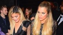 Khloe & Kylie Gear Up For An Uneventful Tristan-Jordyn Drama On 'KUWTK'