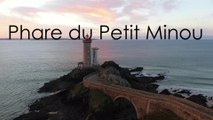 Drone Mavic 2 pro - Phare du Petit Minou en 4K