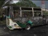 Al menos 32 niños mueren calcinados en un autobús en Colombia