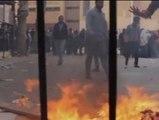 Disturbios en Egipto entre estudiantes y policías por la condena a muerte de los 529 hermanos musulmanes