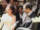 La jueza Alaya renueva sus votos matrimoniales entre gran expectación