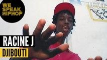 RACINE J (Djibouti) : Né de la poussière