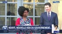 Qui est Sibeth Ndiaye, nouvelle porte-parole du gouvernement ?