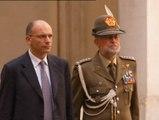 Dimisión del Primer Ministro italiano, Enrico Letta