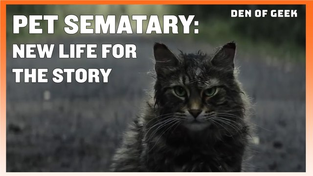 Pet Sematary: Bringing New Life For The Story