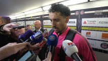 Post-match interviews : Toulouse FC v Paris Saint-Germain