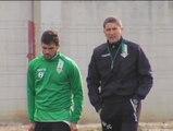 Jornada de reflexión en el Betis tras la derrota copera en San Mamés