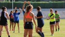 """Así es una mañana con la selección femenina de rugby 15: """"Queremos seguir haciendo historia"""""""