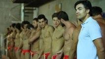 La selección española de waterpolo afina su puesta a punto para los Juegos Olímpicos