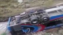 Diez muertos en un accidente de autobús en Perú