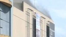 Al menos 37 muertos en el incendio de un centro comercial en Filipinas