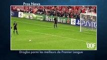 Pros News | Didier Drogba parmi les meilleurs de Premier League