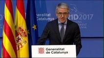 Normalidad en la apertura de los colegios electorales en Cataluña