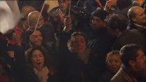Fiesta en Ciudadanos al ser el partido más votado y con más escaños