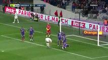 L'énorme raté d'Eric Maxim Choupo-Moting contre Toulouse