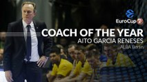7DAYS EuroCup Coach of the Year: Aito Garcia Reneses, ALBA Berlin