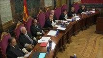 El Supremo celebra la vista previa al juicio contra el procés