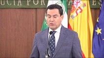 Bonilla ve posible alcanzar un acuerdo con Ciudadanos esta semana para formar Gobierno en Andalucía