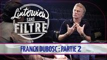 """Franck Dubosc déplore la """"déferlante"""" d'attaques contre certains humoristes : """"Pourquoi veut-on tuer ceux qu'on a aimés ?"""""""