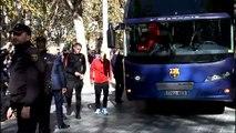 El Barça y el Valencia miden sus fuerzas en Mestalla