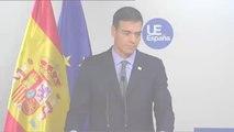 """Sánchez: """"Con la salida del Reino Unido perdemos todos, sobre todo el Reino Unido, pero en relación con Gibraltar, España gana"""""""