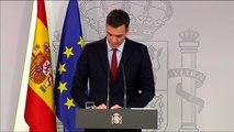 """Sánchez levanta el veto sobre el Brexit: """"Hemos llegado a un acuerdo sobre Gibraltar"""""""