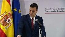 Sánchez tranquiliza a los empresarios españoles con intereses en Cuba