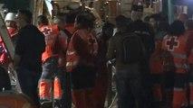 Trasladados al puerto de Almería 34 inmigrantes localizados por un pesquero cuando algunos habían caído al mar