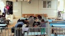 """Après la crise migratoire, le """"fardeau"""" reste lourd pour Lesbos"""