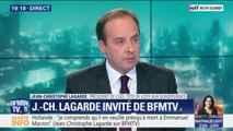 """Jean-Christophe Lagarde: """"On a besoin d'un  président élu de l'Union européenne"""""""
