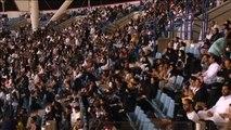 Las mujeres saudíes disfrutan de un espectáculo en un estadio por primera vez