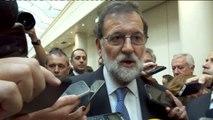 """Rajoy: """"Hoy el Parlament ha aprobado algo que no solo va contra la ley sino que es un acto delictivo"""""""