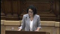 El PSC no participará en la votación de la declaración de independencia y recurre el pleno ante el TC