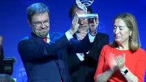 Javier Sierra, nuevo Premio Planeta por su novela 'El fuego invisible'