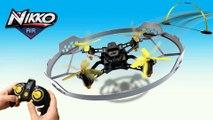 Nikko Air DRL Air Elite 115 Racing Drone Set 3 Speeds w Modular Gates Stunts || Keith's Toy Box