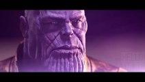 Thanos vs Ant-Man