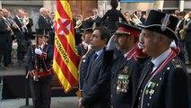 Cataluña vive su Diada más tensa en años